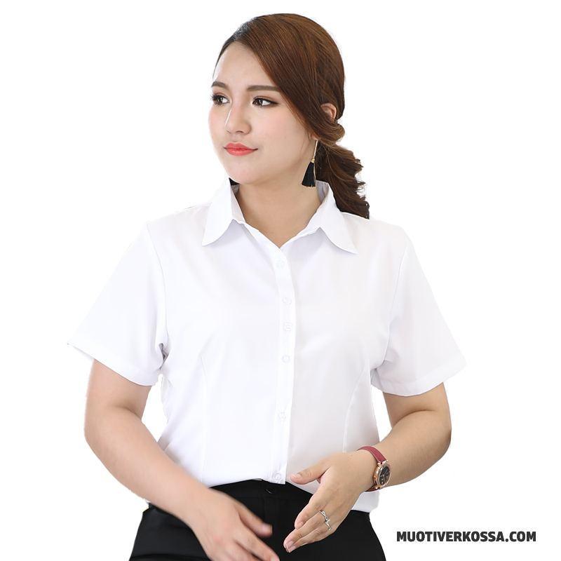 Koszula Damskie Kombinezony Robocze Bluzka Duży Rozmiar  ahR5P